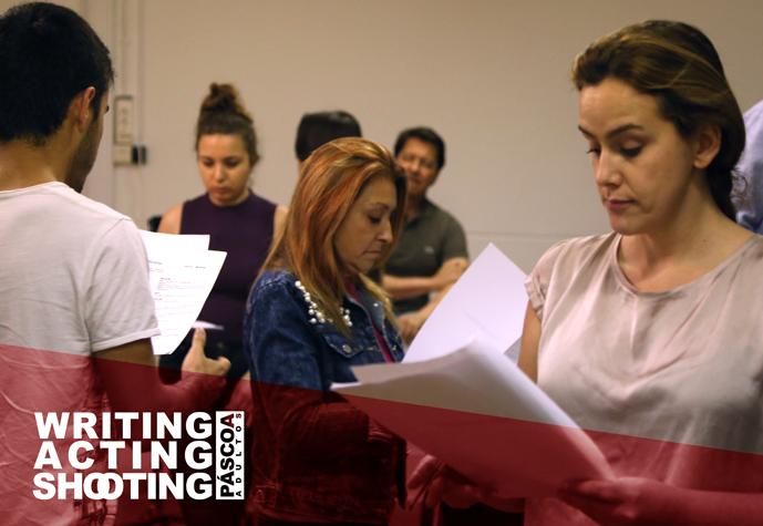 Writing | Acting | Shooting | Páscoa | Adultos 