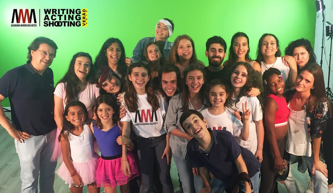 WRITING | ACTING | SHOOTING | VERÃO |  kids